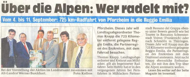Pforzheimer Wochenblatt